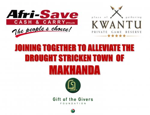 Kwantu Water Initiative